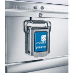 Zarges EuroBox 40709 Alumiinilaatikko (1.150x750x480mm)