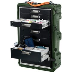 Peli Hardigg MC8100 Medchest 8 Drawer