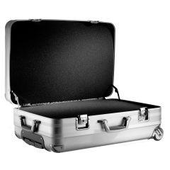 Premium Alumiinivetolaukku Suuri, Pehmustella (638x425x255mm)