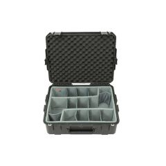 SKB iSeries 2217-8 Case with Think Tank Designed Dividers (533 x 406 x 140 mm)