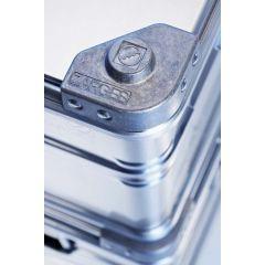 Zarges K470 40876 Alumiinilaatikko (1.650x750x670mm)