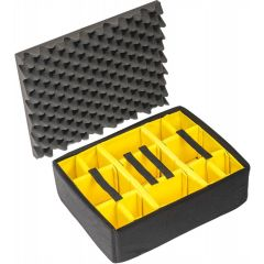 Peli 1555 Padded Divider Set - for Peli 1550 Series Cases