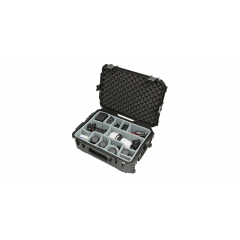 SKB iSeries 2215-8 Case with Think Tank Designed Photo Dividers (559 x 394 x 203 mm)