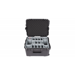 SKB iSeries 2217-12 Case with Think Tank Designed Photo Dividers