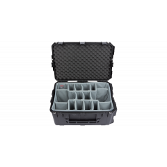 SKB iSeries 2617-12 Case with Think Tank Designed Dividers (660 x 445 x 302 mm)