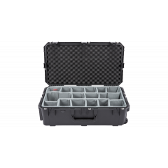 SKB iSeries 3016-10 Case with Think Tank Designed Dividers (762 x 406 x 254 mm)