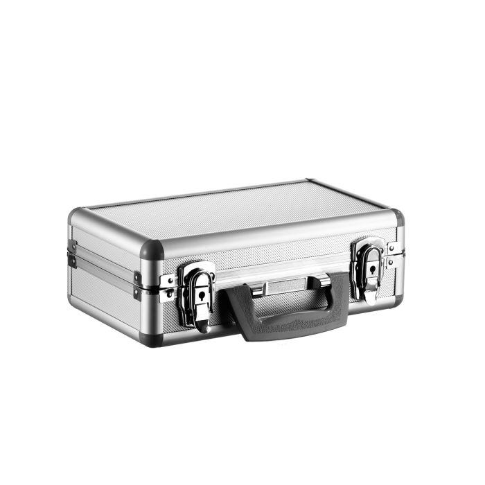 Alumiinisalkku Lightcase PB 1 Pehmusteella (320x180x100mm)