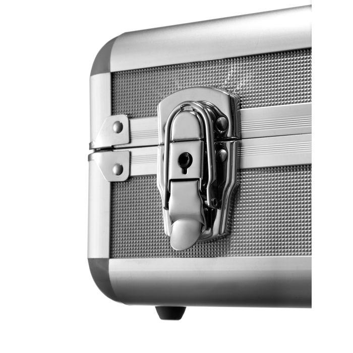 Alumiinisalkku Lightcase PB 7 Pehmusteella (500x420x160mm)