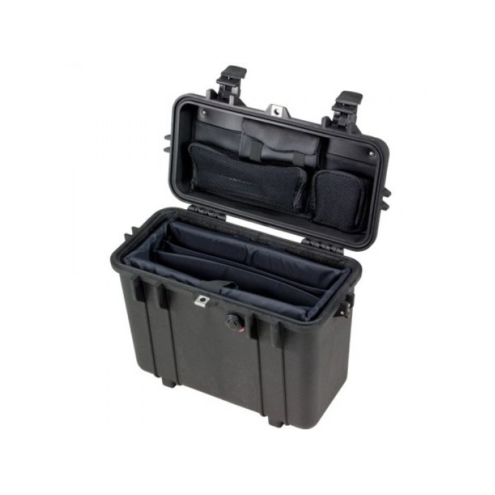 Peli 1437 Top Loader - 1430 Case with Office Divider