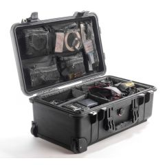 1510 Camera case (Divider+Lid insert)