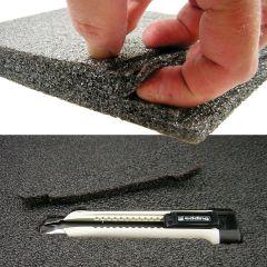 Monikerroksinen Cut & Peel solumuovipehmuste (800x625x50mm)