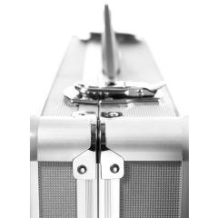 Alumiinisalkku Lightcase PB 6 Pehmusteella (440x310x180mm)