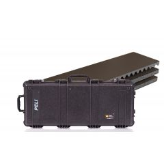Peli 1700MLF Weapon Case Multilayer Foam