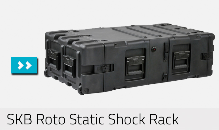 SKB Roto Static Shock Rack
